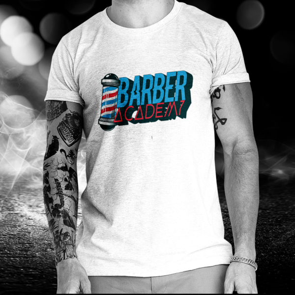 tee shirt barber mock up perso2